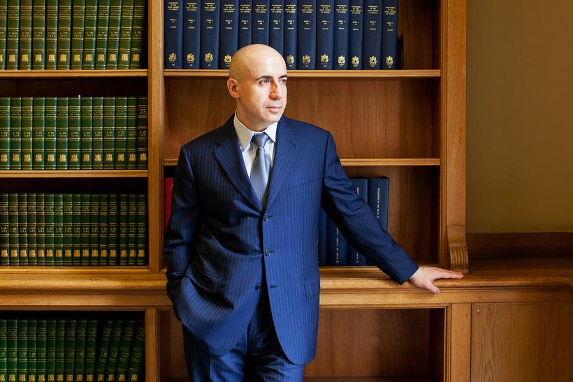 Юрий Мильнер, 57 лет