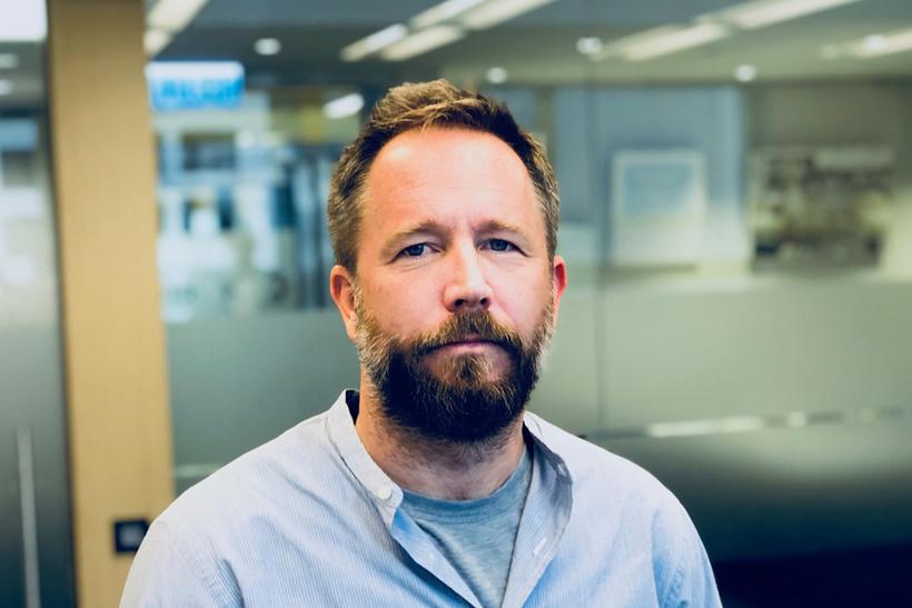 Джефф Прентис, сооснователь и директор по стратегии Skype