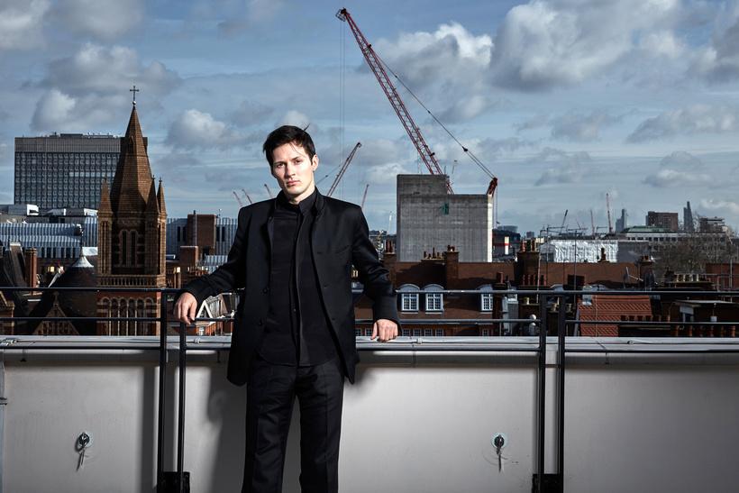 Павел Дуров, 34 года