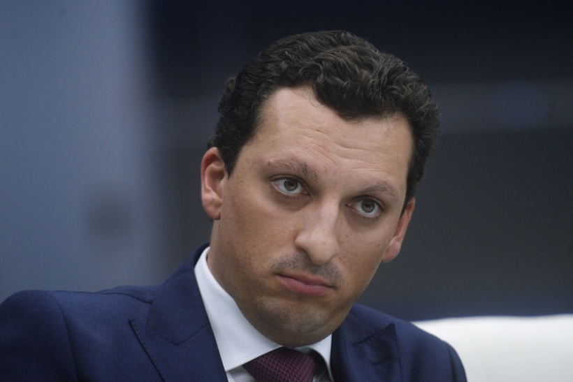 Кирилл Шамалов, 37 лет, «Сибур»