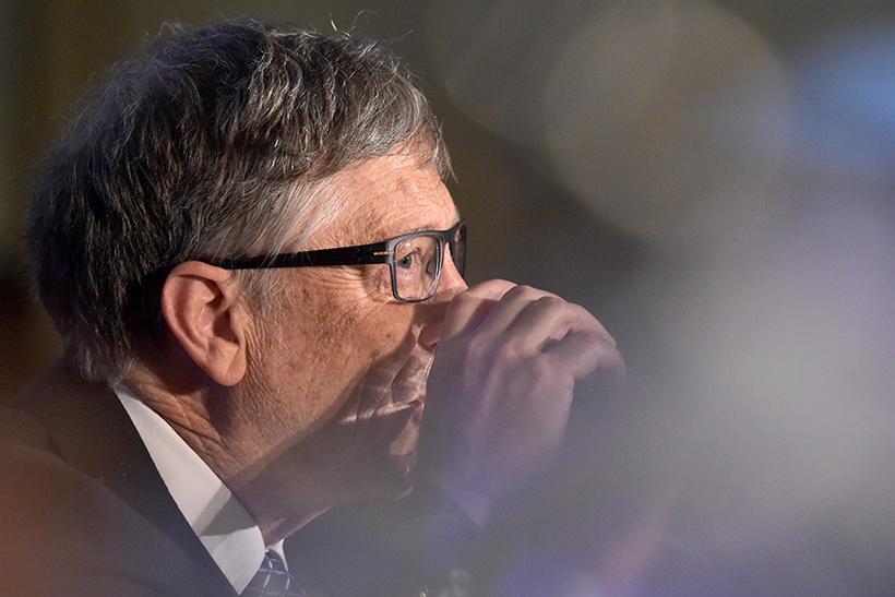 Билл Гейтс(2-е место, $96,5 млрд)
