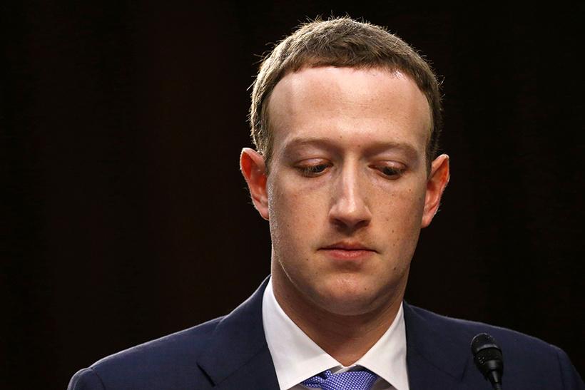8. Марк Цукерберг