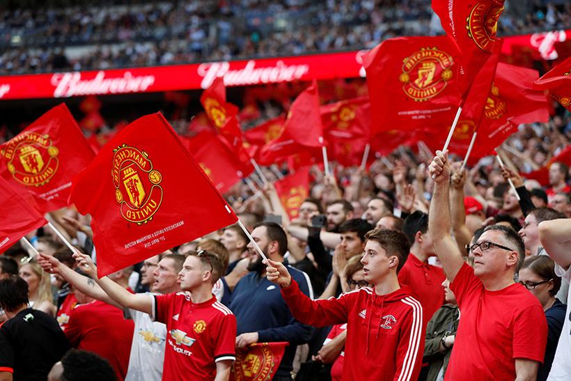 3. Манчестер Юнайтед