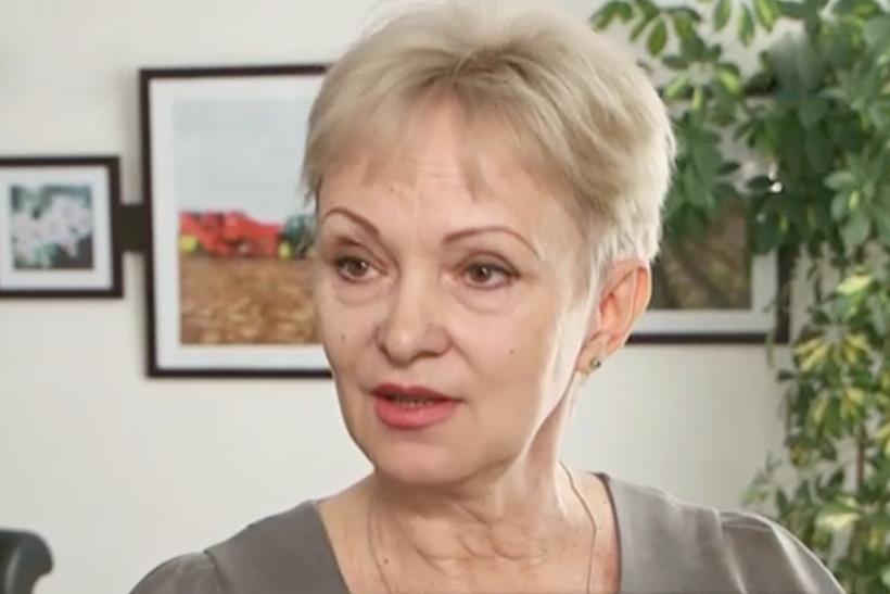 Ольга Богомаз, жена губернатора Брянской области Александра Богомаза