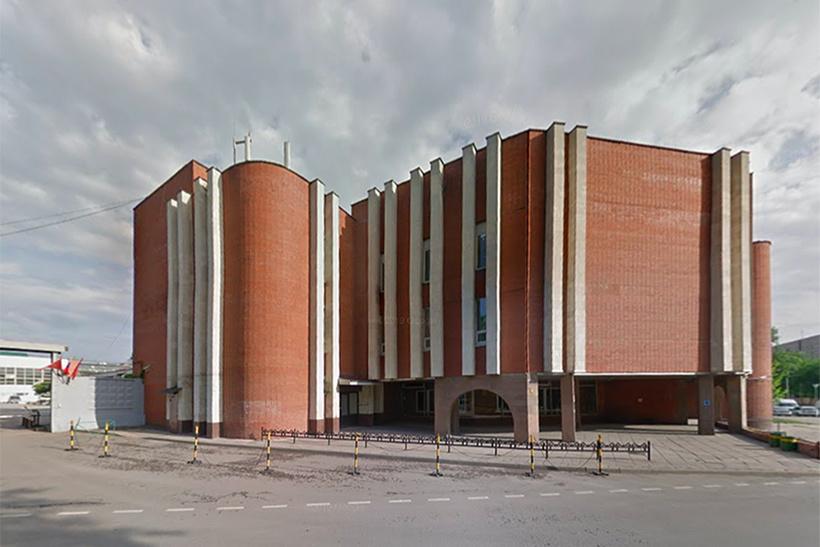 Бывший завод «Красный пролетарий»