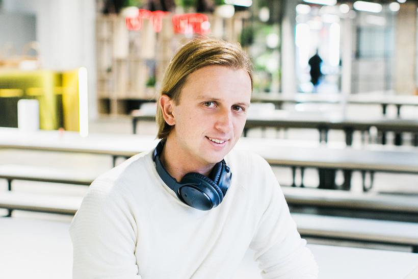Николай Сторонский, 34 года