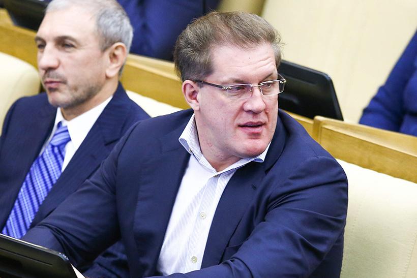 9. Жена депутата Антона Жаркова