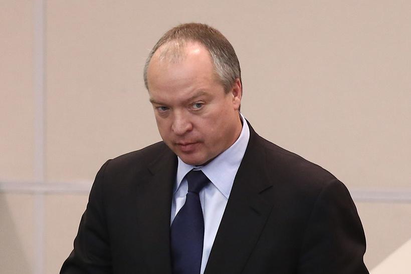 Андрей Скоч, депутат Госдумы: квартира в Великобритании