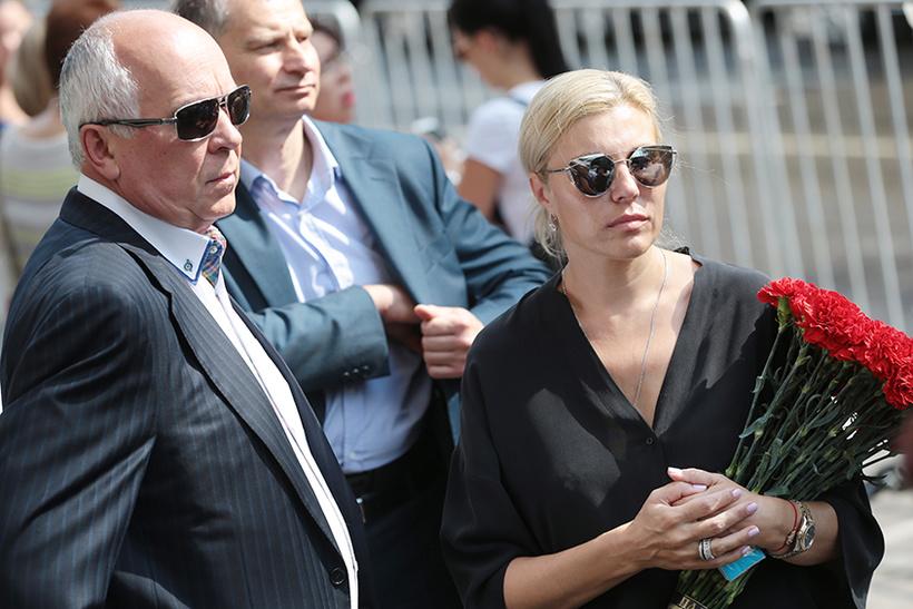 Екатерина Игнатова, жена гендиректора госкорпорации «Ростех» Сергея Чемезова