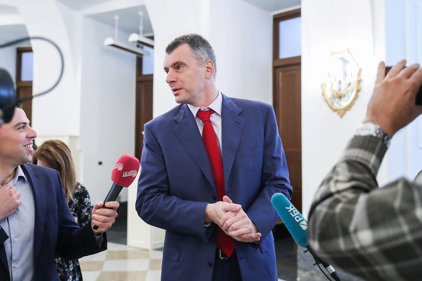 12. Михаил Прохоров