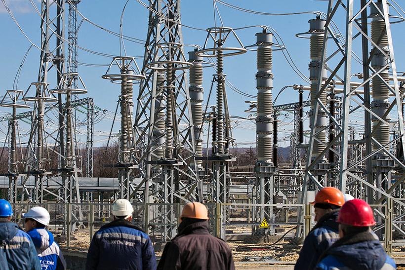 Электростанции «Таврическая» и «Балаклавская» — 71 млрд рублей