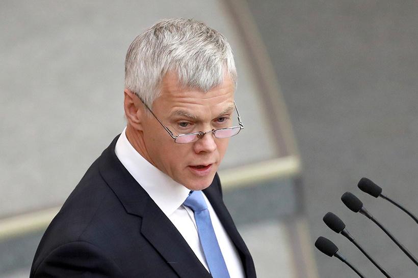 Валерий Гартунг, депутат Госдумы: квартиры в Швейцарии и на Кипре