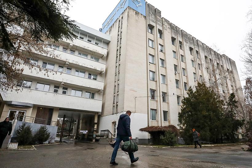 Республиканская клиническая больница имени Семашко —7 млрд рублей
