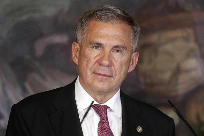 Рустам Минниханов, президент Татарстана: квартира в ОАЭ