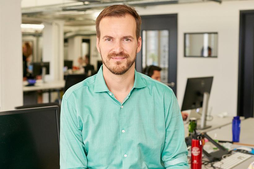 Таавет Хинрикус, первый сотрудник Skype
