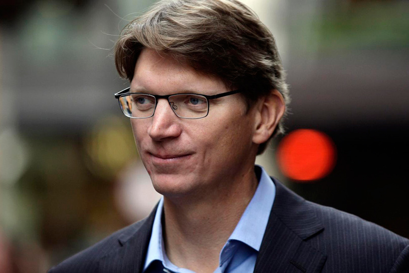 Никлас Зеннстрём, сооснователь и гендиректор Skype