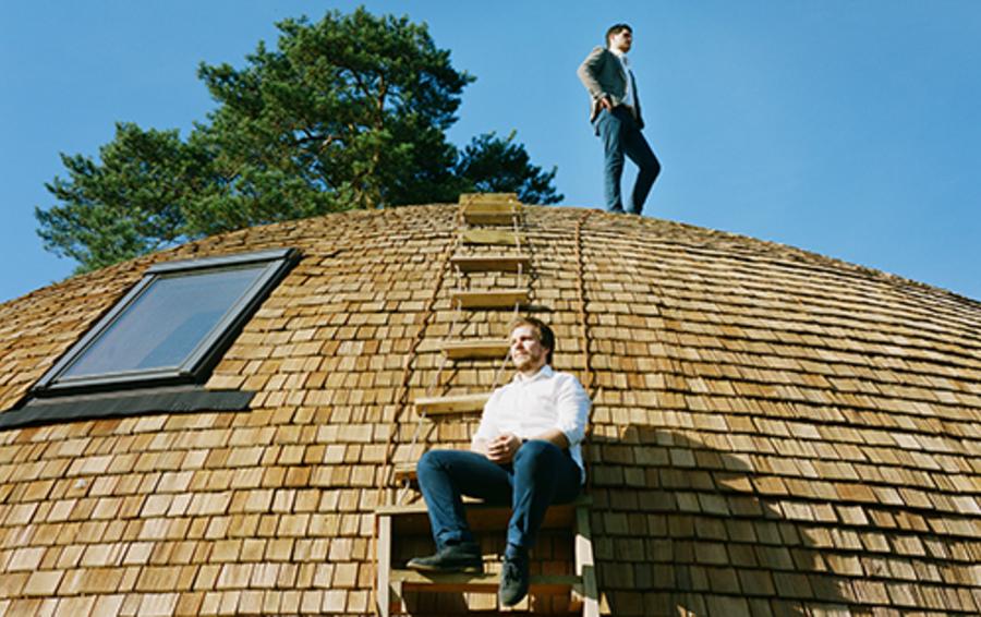 Ярослав Союзов и Денис Селиванов не пионеры купольного домостроения. Но рыночную нишу для себя они нашли.