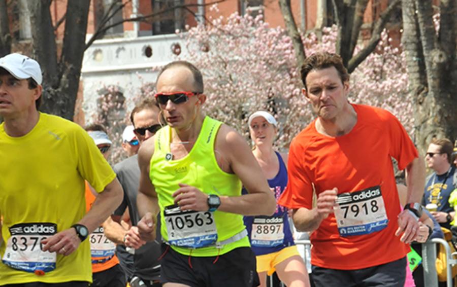 Дмитрий Орлов, участник марафона в 2013 и в 2014 годах