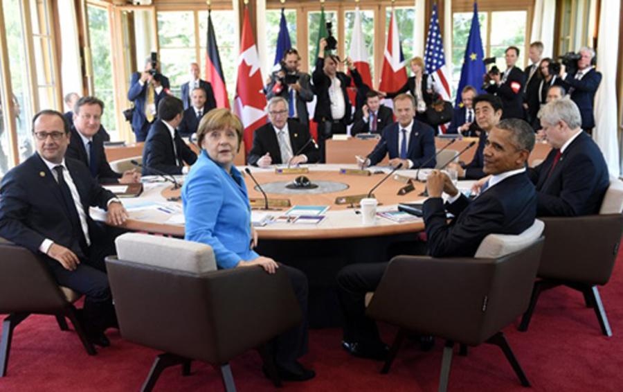 Создание Трансатлантического партнерства стало одной из тем саммита G7 в Баварии
