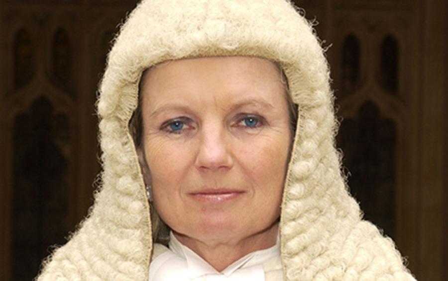 Элизабет Глостер, председательствовавшая на процессе по иску Березовского против Абрамовича
