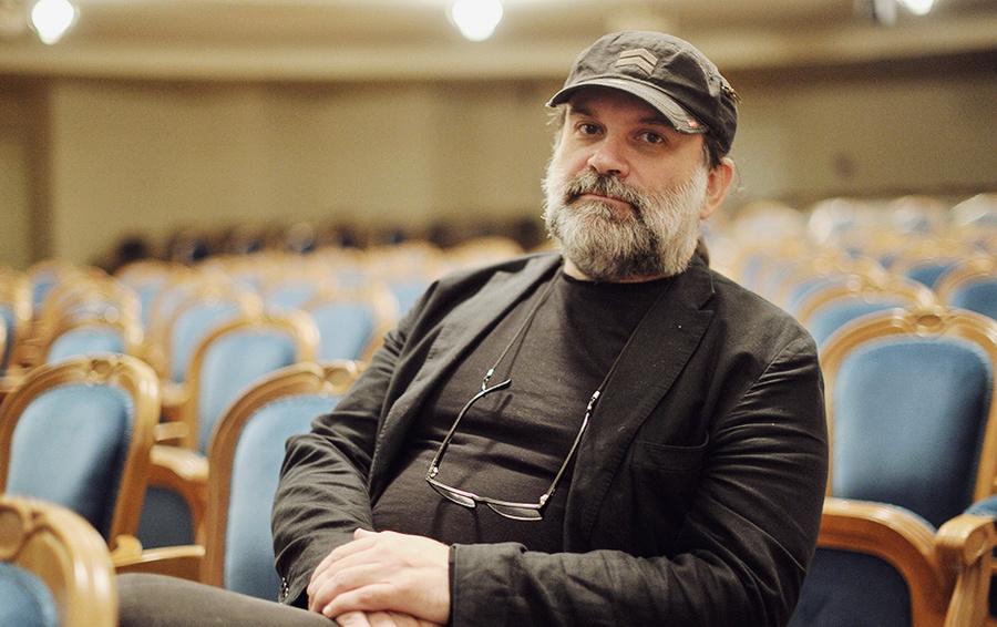 Художественный руководитель БДТ Андрей Могучий