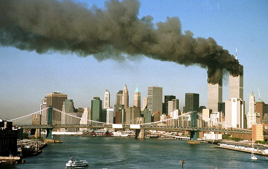 Трагедия 11 сентября 2001 года в США