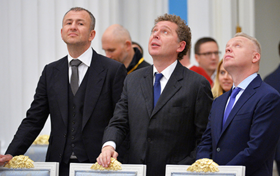 Миллиардеры Андрей Мельниченко, Александр Маммут и Дмитрий Мазепин привыкли к новой форме диалога с властью.