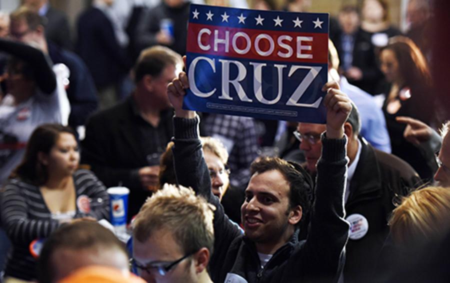 Успех сенатора Теда Круза на самом деле был ожидаем.
