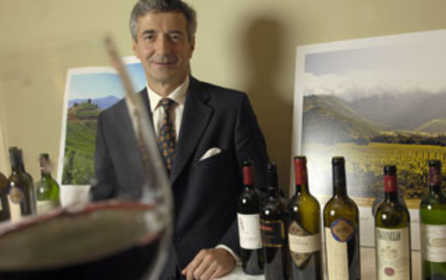 Чедвик не боиться сравнивать свои вина со «старыми» брендами