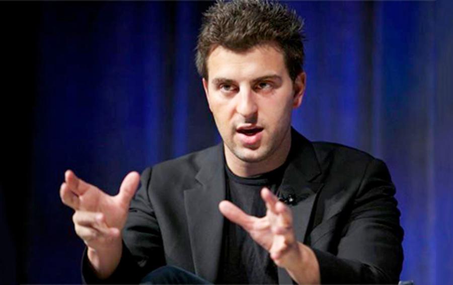 Сооснователь Airbnb Брайан Чески