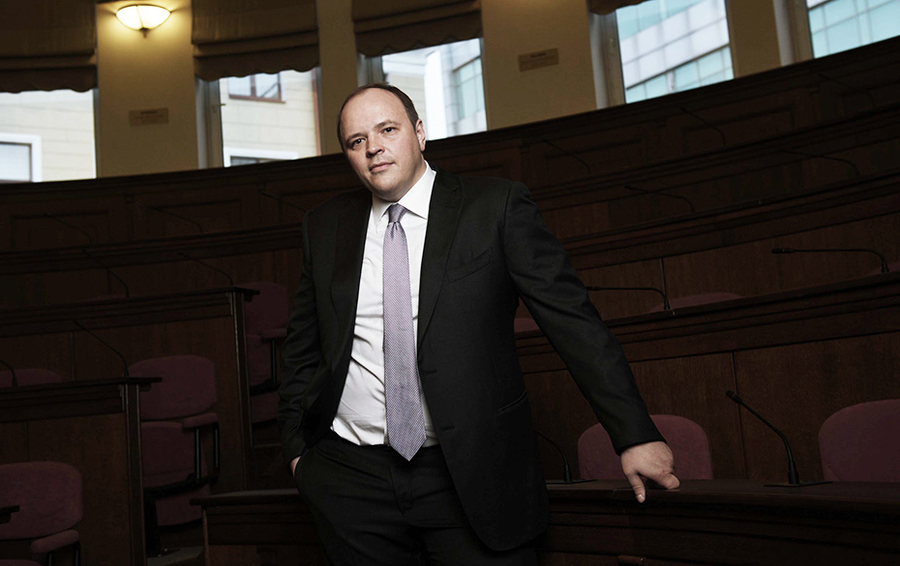 Фото Славы Филиппова для Forbes