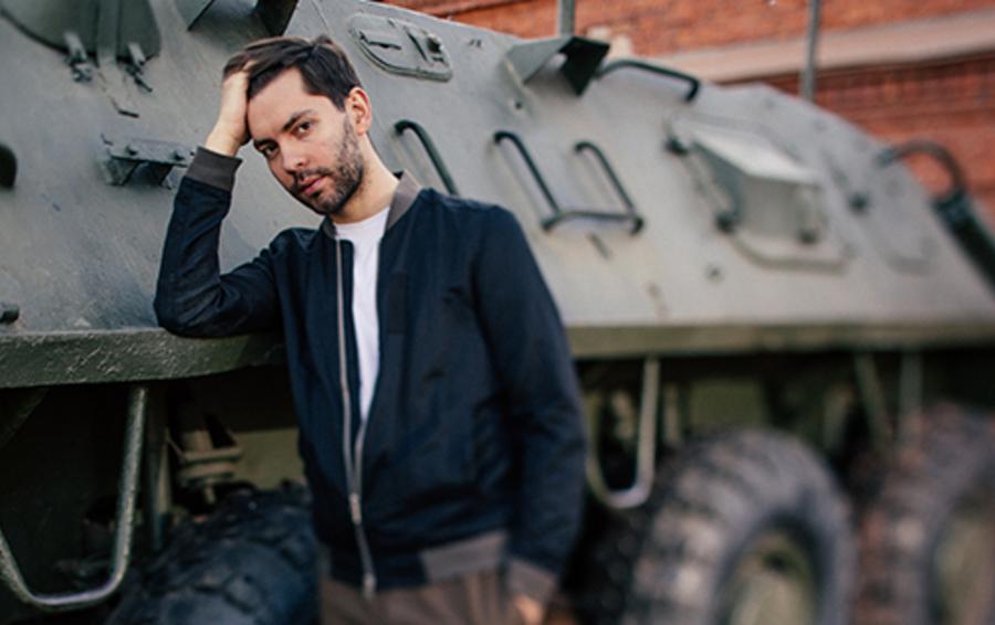 Дизайнер мужской одежды Леонид Алексеев