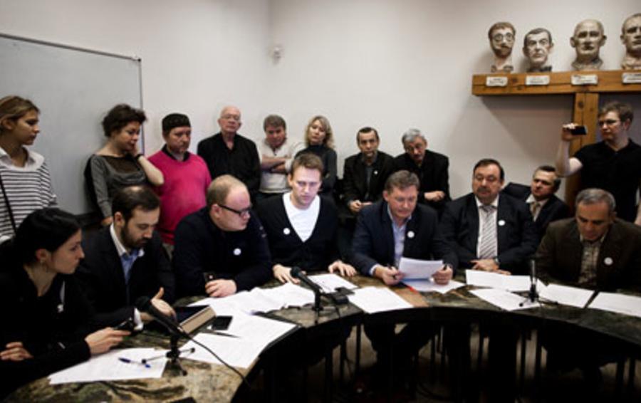 Дискуссии — лучший способ узнать качества Навального