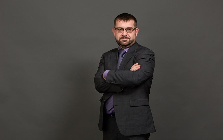 Олег Братушка, руководитель практики «Финансовый контроль в строительстве» КСК групп