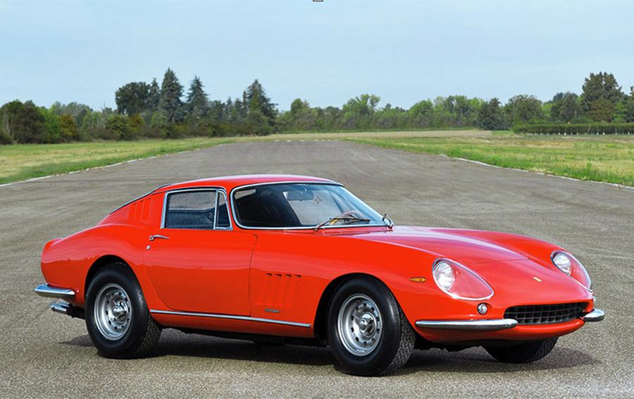 Ferrari 275 GTB/6C Alloy