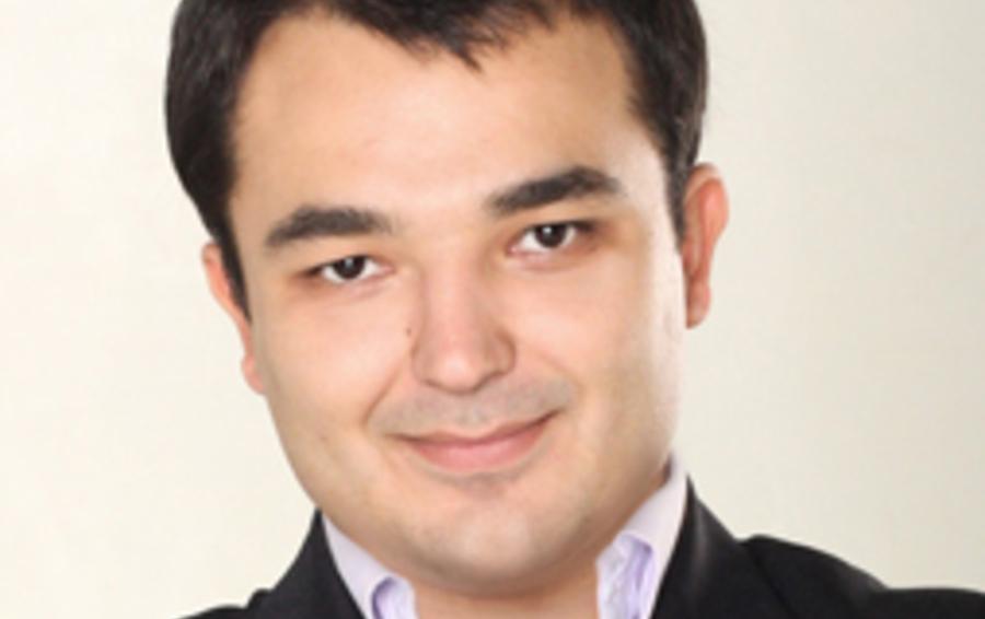 Основатель агентства GreenPR Дамир Халилов