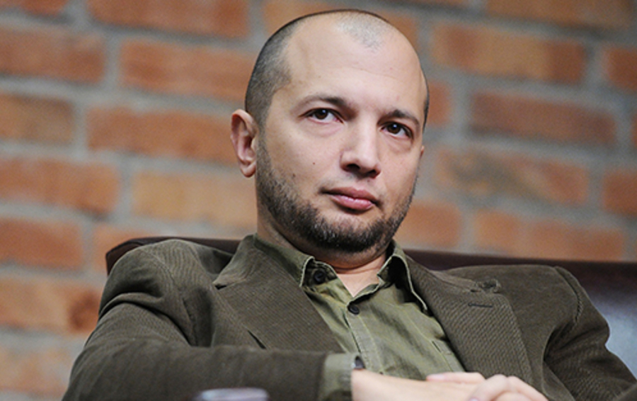 Демьян Кудрявцев.