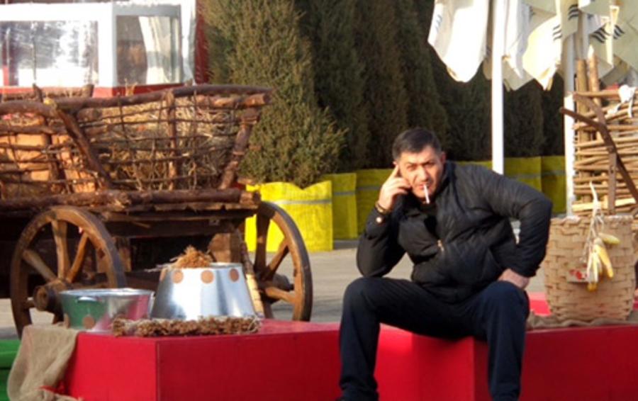 Ярмарка сувениров в Сочи