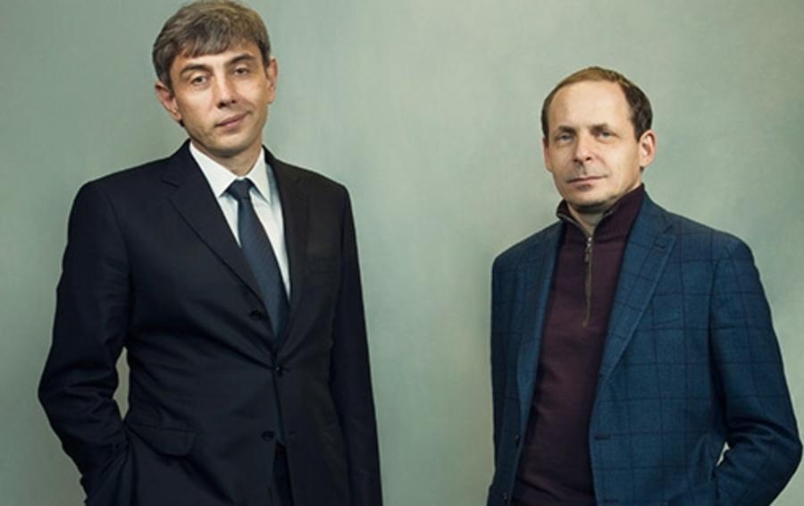 Сергей Галицкий и Аркадий Волож