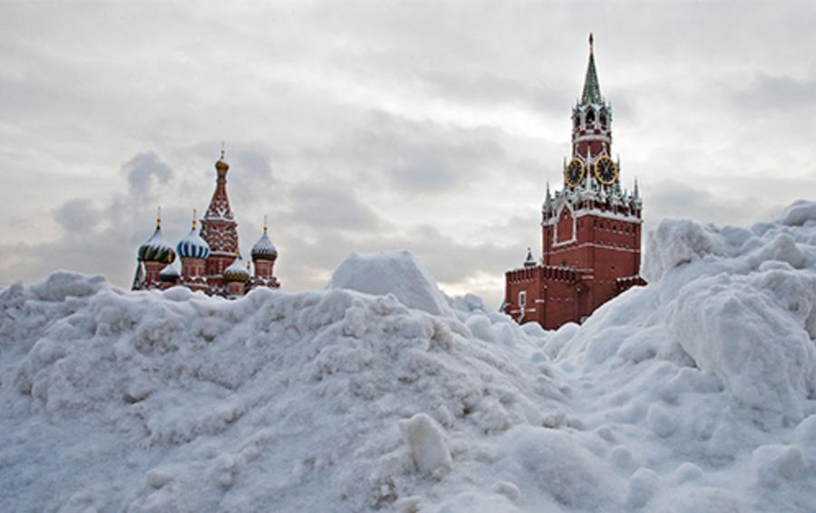 Уборка московских улиц от снега каждый год обходится в $330-430 млн