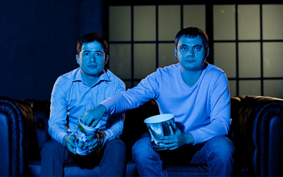 Виталий Таций и Дмитрий Суханов не снимают и не показывают кино, но зарабатывают на нем миллионы