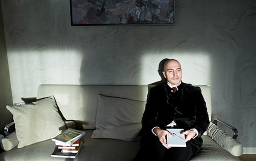 гендиректор «Эксмо» Олег Новиков