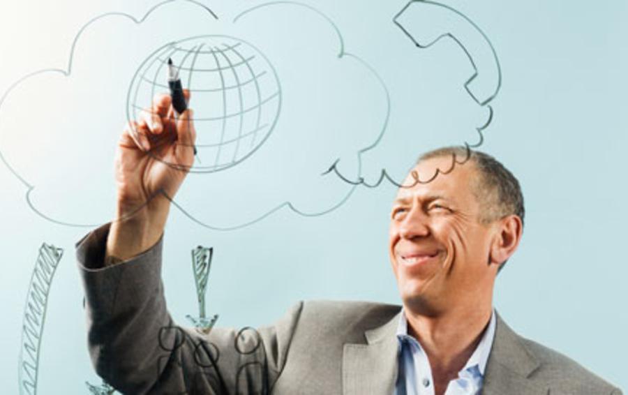 Создатель Ringcentral предпочитает видеть в числе своих клиентов компании малого бизнеса