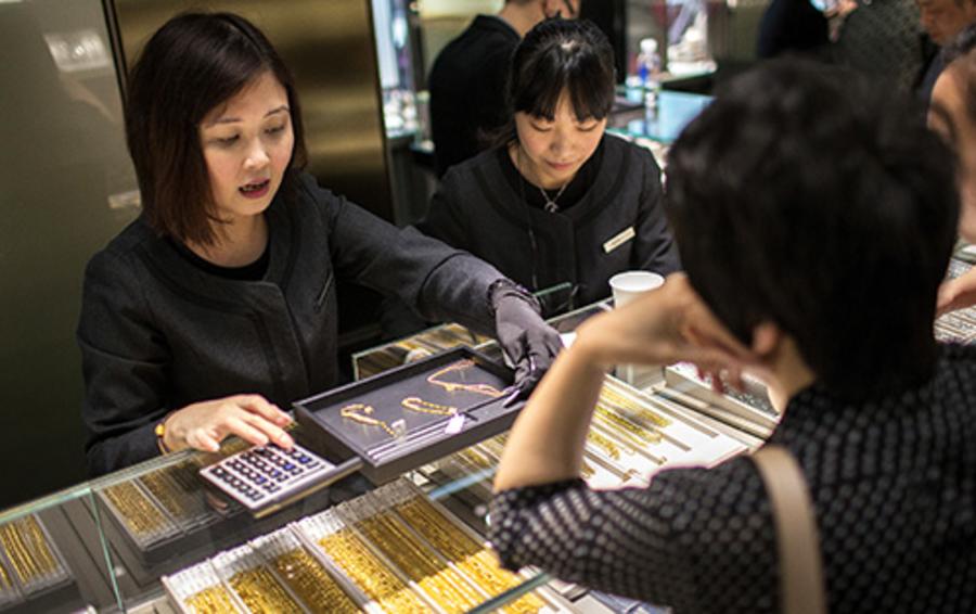 Львиная доля китайских фондовых рынков приходится на население