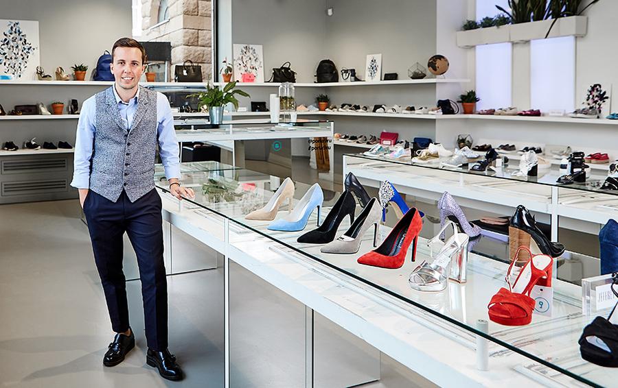 Алеко Илиопуло,  менеджер по интернет-маркетингу «Эконики», придумал концепцию нового молодежного бренда