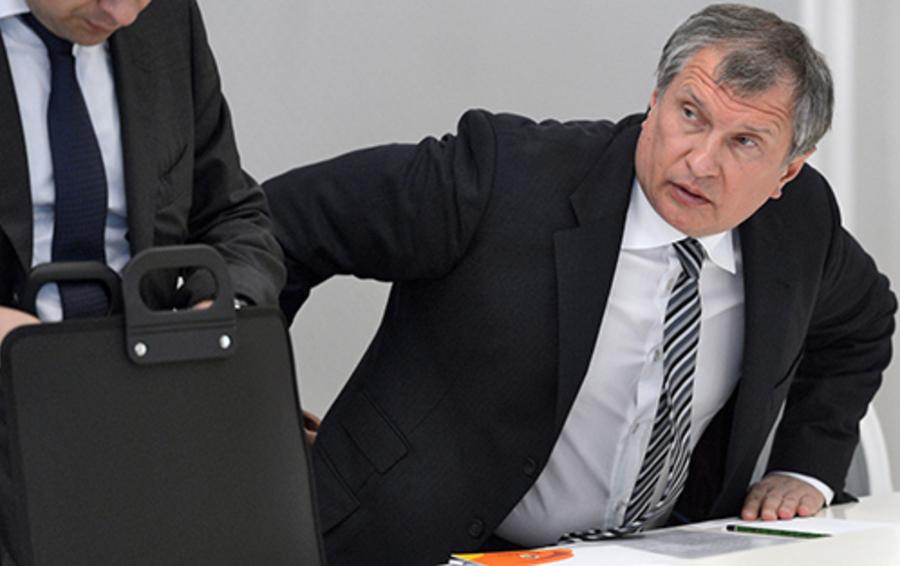 Игорь Сечин никак не подыщет для «Роснефти» подходящего по масштабам места
