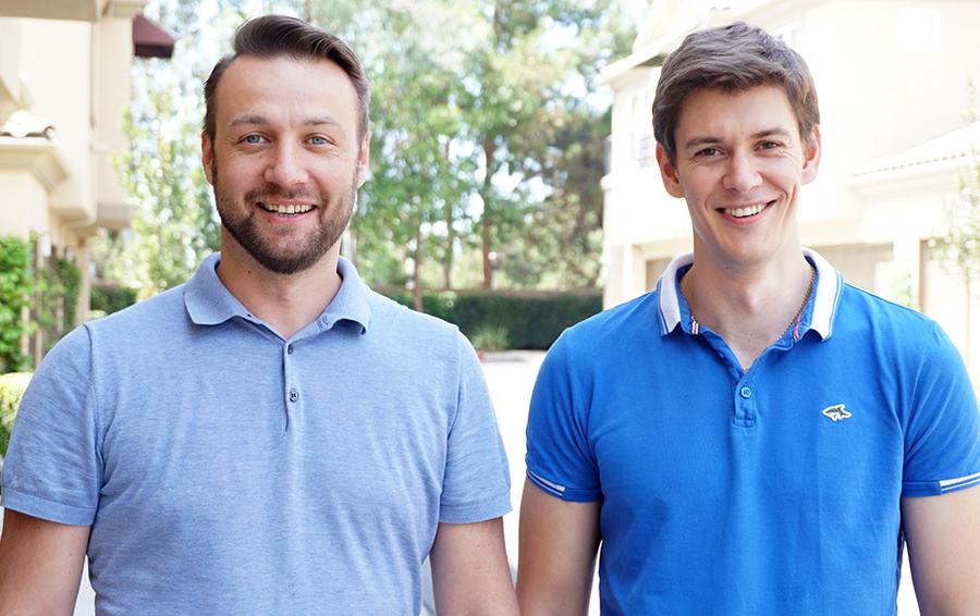 Андрей Лавров и Филипп Рыжков
