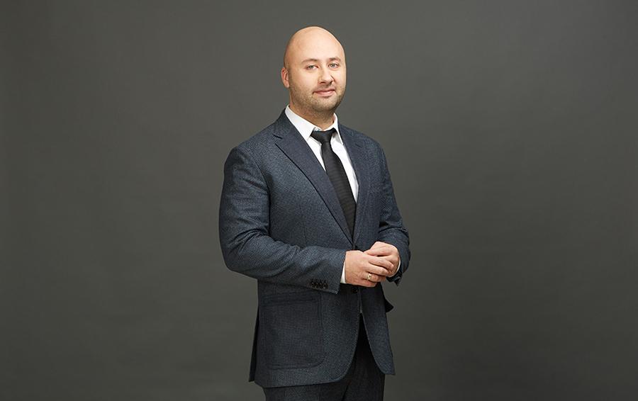 Илья Лазученков. Руководитель практики «Брендинг» КСК групп.