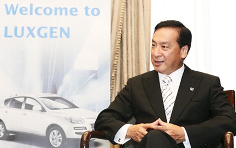 Генеральный директор LUXGEN Motor Кей Си Ху