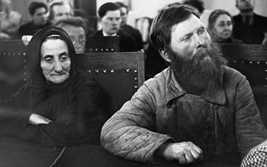 Пенсионный возраст в России не меняется уже почти век